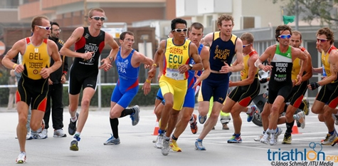2008 ITU Duathlon World Championship in Rimini, Italy