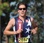 Chris Harig 2010 USA Long Course Duathlon National Champion