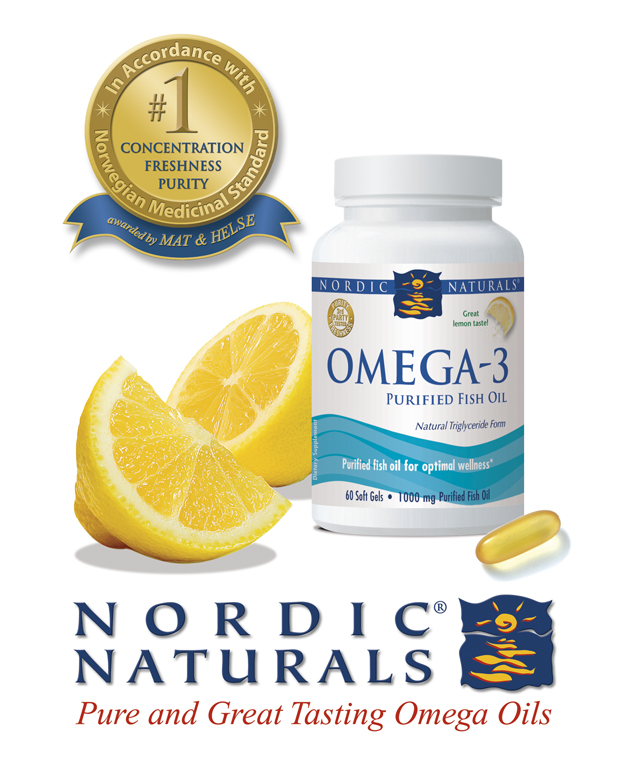 Nordic Natuals Omega Oil products